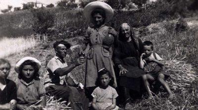 Foto famiglia 1946